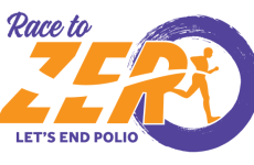 Race to ZERO Purple Pinkie registration logo