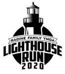 Racine Family YMCA - Lighthouse Run registration logo