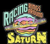 Racing Rings Around Saturn - Free Sign Up registration logo