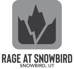 Rage at Snowbird registration logo