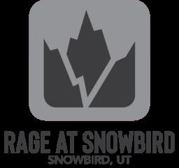 Rage at Snowbird registration logo