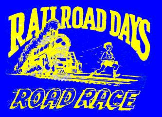 Railroad Days 5K registration logo