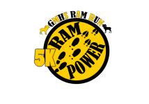 Ram Run 5K Run/Walk registration logo