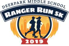 Ranger Run 5k registration logo