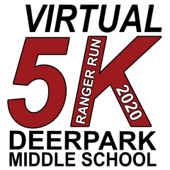 Ranger Run V5K registration logo
