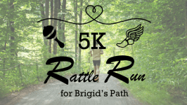 Rattle Run registration logo