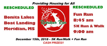 Realtor Reindeer Run 5K & Fun Run registration logo