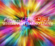 RecessForRandi Color Fun Run registration logo