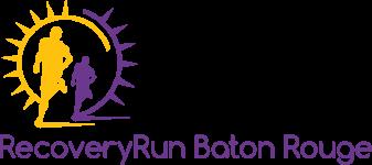 RecoveryRun Baton Rouge registration logo
