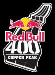 Red Bull 400 - Copper Peak registration logo