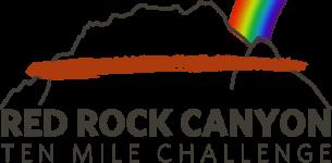Red Rock Canyon 10 Mile Challenge registration logo
