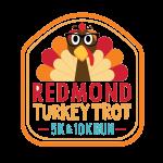 Redmond Turkey Trot 5K & 10K registration logo