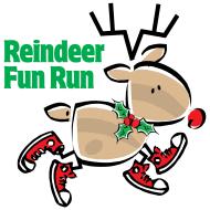 Reindeer 5k Run/2 Mile Walk registration logo