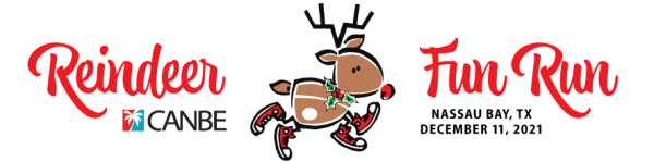 Reindeer 5k Run/2k Walk registration logo