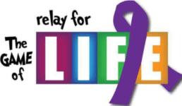 Relay for Life 5k and 1 Mile Walk registration logo