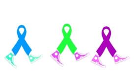Relay For Life of Niles 5K Glow Run registration logo