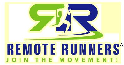 REMOTE RUNNERS CHALLENGE registration logo