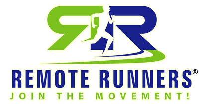 REMOTE RUNNERS CHALLENGE registration logo