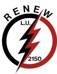RENEW 5K registration logo