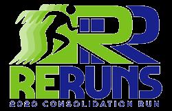 ReRUNS - 2020 Consolidation Run registration logo