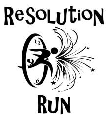 Resolution Run 5K - Fort Collins registration logo