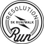 Resolution Run registration logo