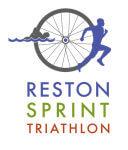 Reston Sprint Triathlon registration logo