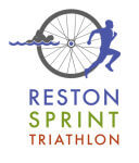 Reston Sprint Triathlon registration logo