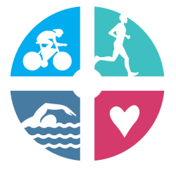 Virtual Reston Sprint Triathlon registration logo