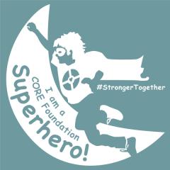 Reston Superhero Splash and Dash - Virtual registration logo
