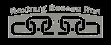 Rexburg Rescue Run registration logo