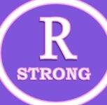 Rhonda Strong 5K run/walk registration logo