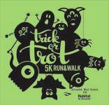 RHS Trick-or-Trot 5K registration logo