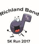 Richland Fine Arts 5K  registration logo