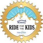 Ride for the Kids registration logo
