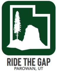 RIDE THE GAP registration logo