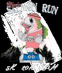 Riggins Salmon Run registration logo
