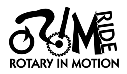 RIM Ride - Rotary in Motion registration logo