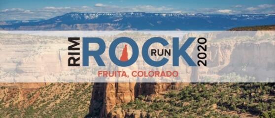 Rim Rock Run registration logo