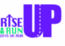 Rise Up and Run registration logo
