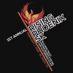 Rising Phoenix 5K registration logo