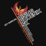 Rising Phoenix 5K registration logo