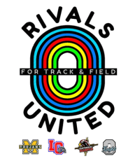 Rivals United for Track & Field registration logo