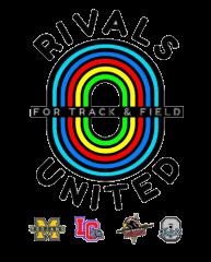 Rivals United for Track & Field registration logo