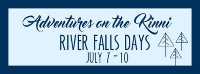 River Falls Days 10K/2M/1K Fun Run registration logo