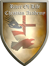 River of Life Christian Academy 5K registration logo
