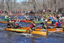 River Rat Race registration logo