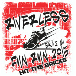 Riverless Fun Run registration logo