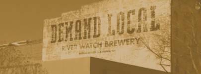 Riverwatch Brewery Beerlympics Beer Mile registration logo