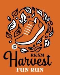 RKSM Harvest Run registration logo